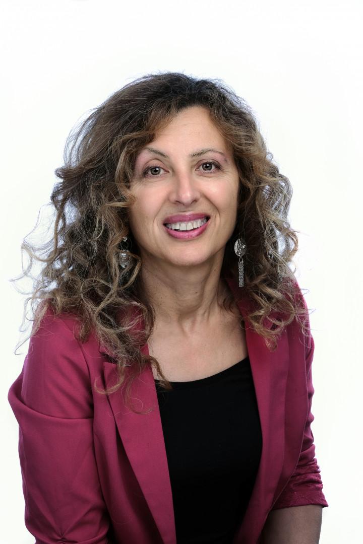 Bushra Helou